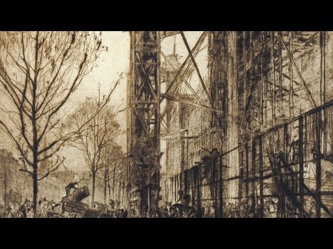 Frank Brangwyn 'Art? It's Just A Job' feature film