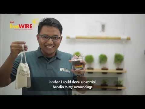 Shell LiveWIRE Indonesia: Business Start-up Awards 2014 Finalist, Little Gardenia