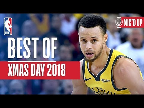 Best Mic'd Up Moments of the NBA Christmas Day Games (Stephen Curry, Embiid, Kuzma, and More!) thumbnail