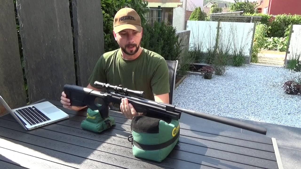 Review luftgewehr umarex ux patrol youtube