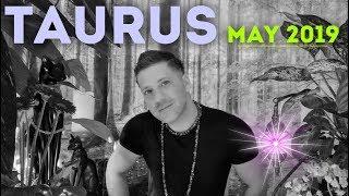 TAURUS May 2019 | PAY ATTENTION | BIG ACHIEVEMENT | Recognition & LOVE  - Taurus Horoscope tarot