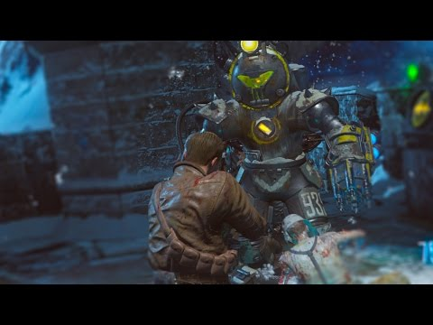 """Der Eisendrache"" 3RD PERSON EASTER EGG CHALLENGE (Black Ops 3 Zombies MODS)"