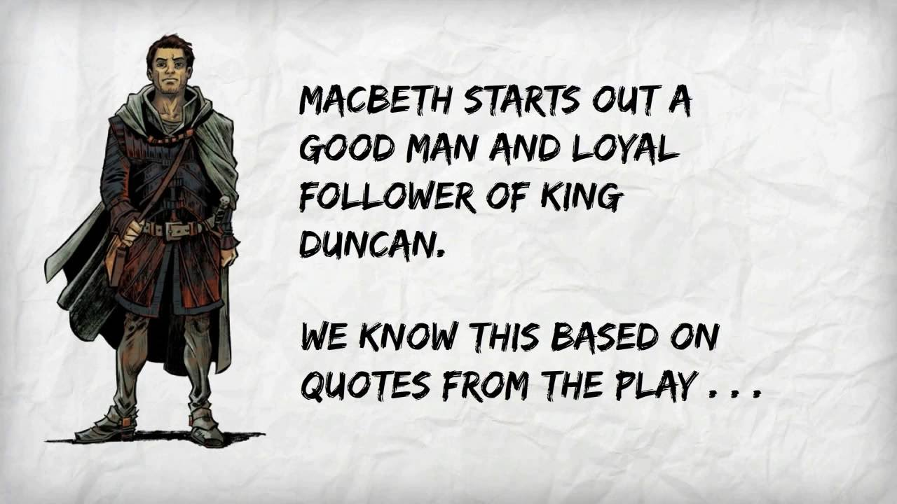 macbeth corruption