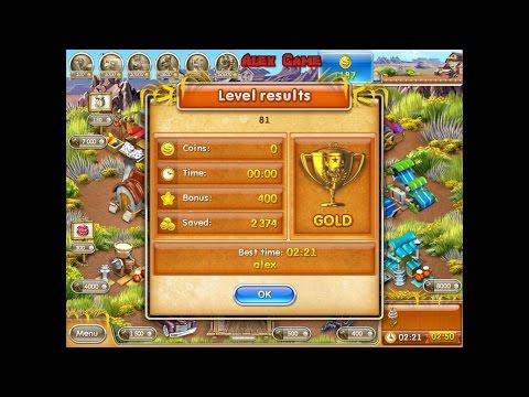Farm Frenzy 3 American Pie (level 81) Only GOLD Веселая ферма 3 Американский пирог Уровень 81 Золото