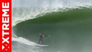 SURF l Gros Barrels Hossegor l Ride De La Semaine