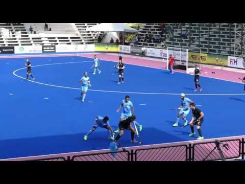 New Zealand 2 beat India 1. Azlan Shah cup hockey, Ipoh, Malaysia 2016