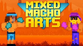 Mixed Macho Arts: Addictive Physics-Based Fighting Game!