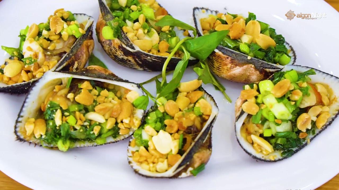ốc len xào dừa, ốc bông xào mắm tắc , ốc hương… hơn 100 món siêu ngon đã có mặt tại Hà Nội