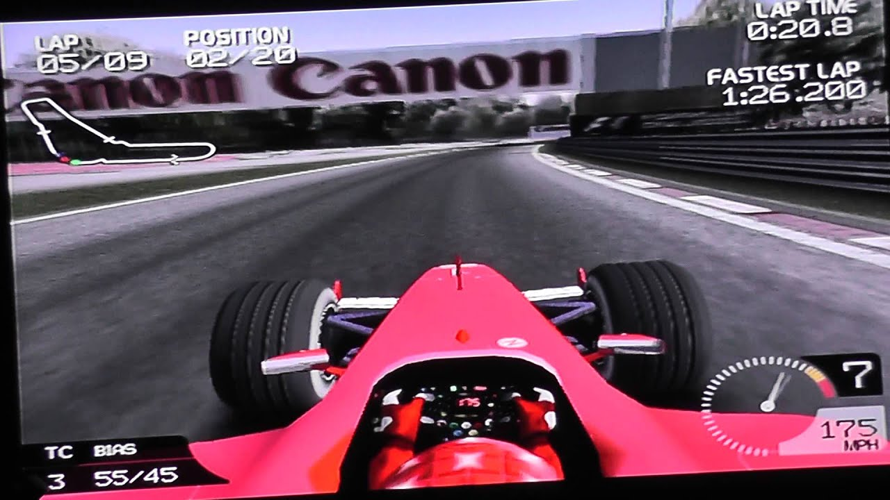 Formula One (video game)