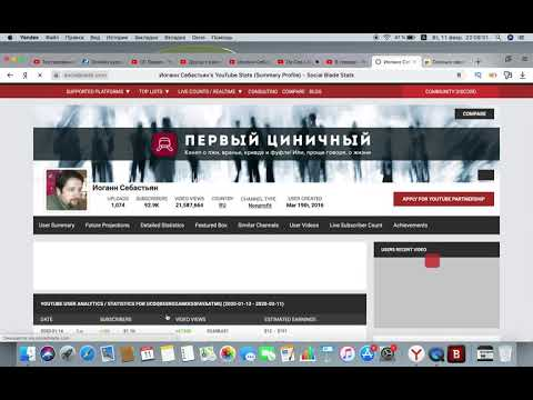 Доход канала Иоганн Себастьян.Svetlana Müller