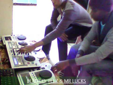 Blanco-Teez & Mr Lucks Caught In The Breakfast Mix
