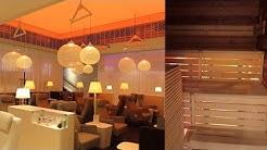 Three oneworld Finnair Lounges in Helsinki with Sauna