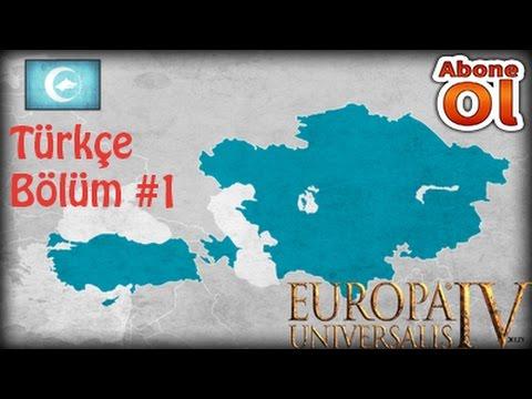 Dur Hazır Gelmişken-Europa Universalis IV-[Turan] #1