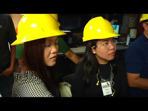 SE Asia Trade Team Visits SD Soybean Processors Plant
