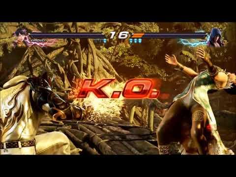 Tekken 7 - Grind Session - Yoite (Xiaoyu)...