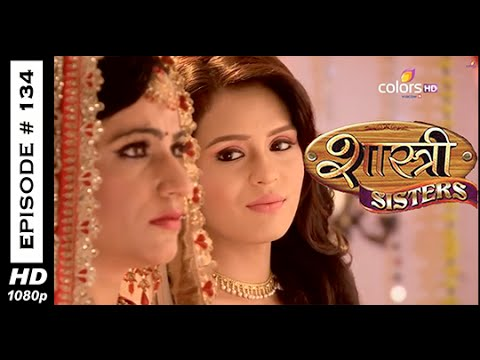 Shastri Sisters - शास्त्री सिस्टर्स - 23rd December 2014 - Full Episode (HD)