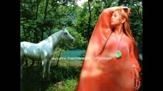 Ayumi Hamasaki - Voyage - Single Cover - Photo Analysis