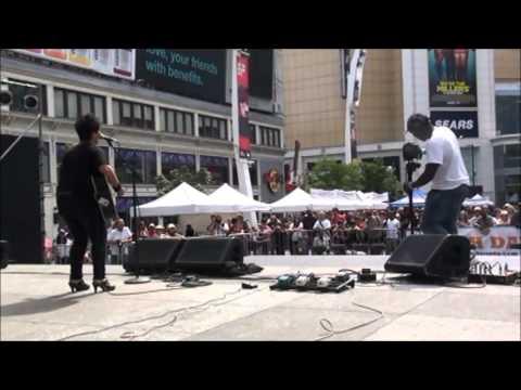 "2013 Youth Day Toronto! ""One Chance"" original by Sabrina Fallah"