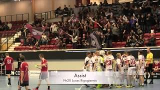 SM i Växjö P16 Final. Nykvarn If- Kais Mora IF