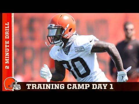 2 Minute Drill: Tyrod Taylor and Baker Mayfield shine on Day 1