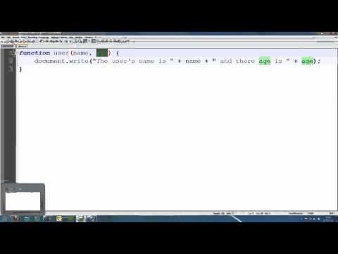 javascript-tutorial-13---function-parameters