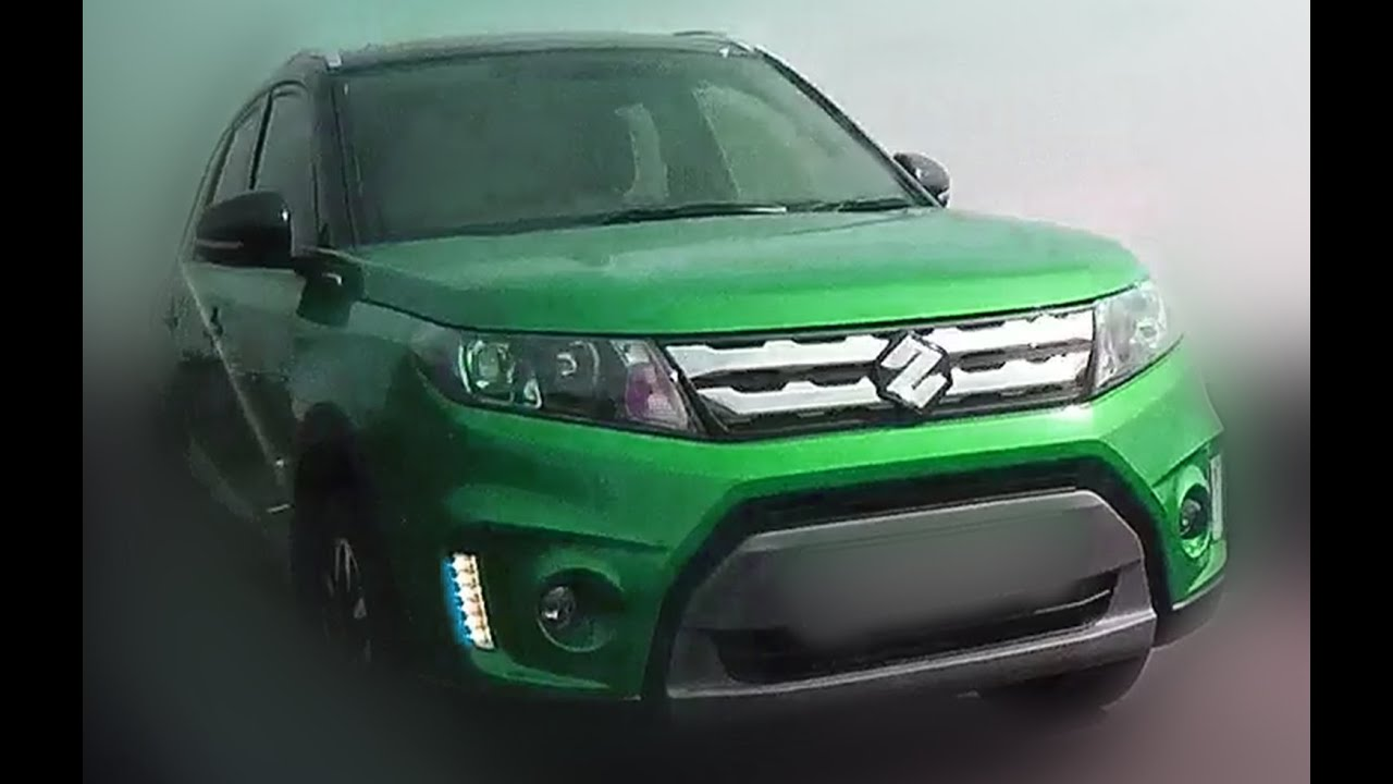 new 2017 suzuki vitara xsport sport utility 4dr new generations will be made in 2017 youtube. Black Bedroom Furniture Sets. Home Design Ideas