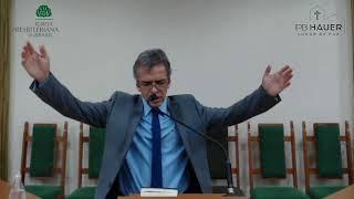 22/11/2020 - Culto Vespertino - Rev. Elizeu Eduardo - #live