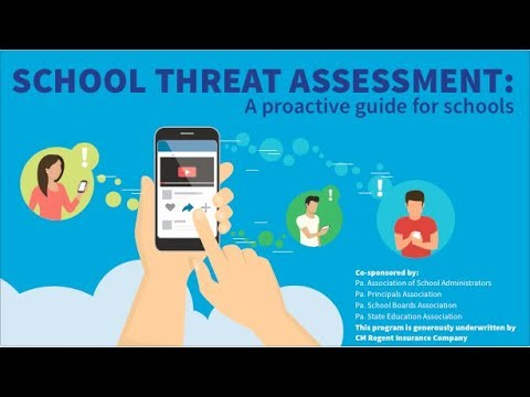 School Threat Assessment: A proactive guide for schools
