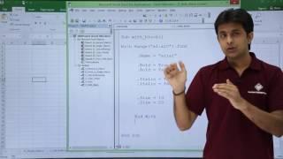 Excel VBA -  With Block