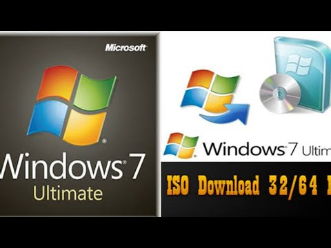 How To Download Windows 7 Ultimate 64/32 Bit ISO For Free Full Version, 2019..Sab Kuch Sikho Tech