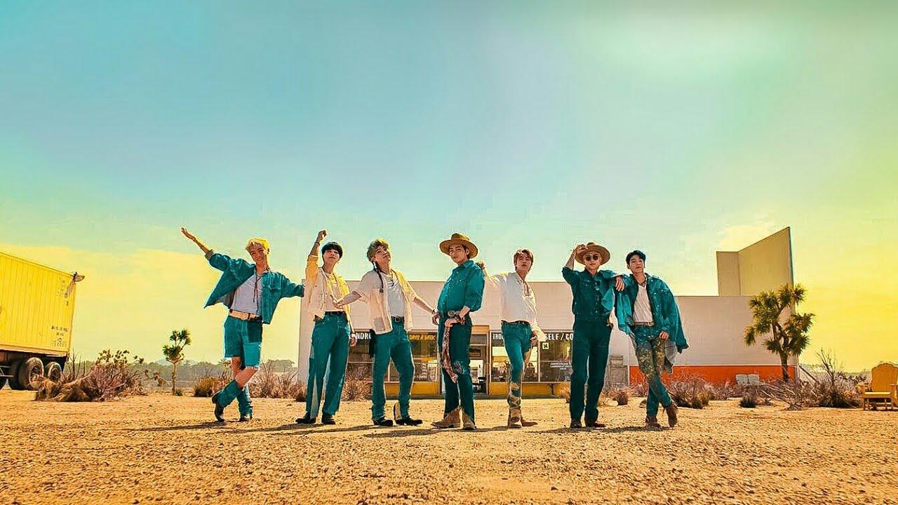 BTS X ONE DIRECTION - PERMISSION TO DANCE (2011 POP ROCK VER.)