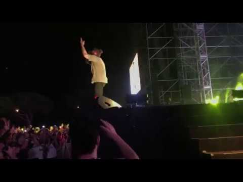 Post Malone - Too Young @ Rock In Roma