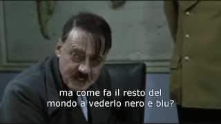 Hitler non capisce di che colore è il vestito #TheDress