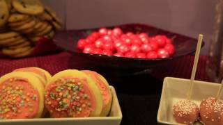 Sugar Mama's Candy Buffet Table!