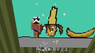 MI BANANA GANADORA (Pixel Painters Minecraft)