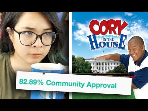 Cory in the House was added as an anime...