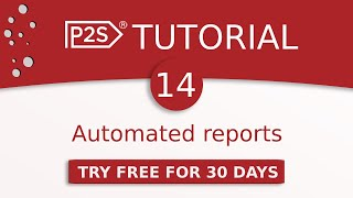 Price2Spy tutorial #14 - Automated reports
