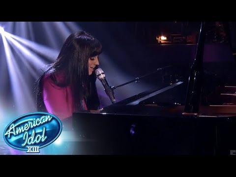 "Top 4 -- Jena Irene ""Can't Help Falling In Love"" - AMERICAN IDOL SEASON XIII"