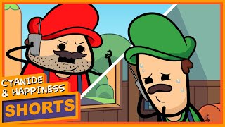 The Plumber Brothers - Cyanide & Happiness Shorts