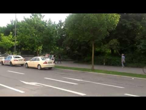 Taxi München: Schwanthaler Höhe München - Taxistand Ganghoferstraße