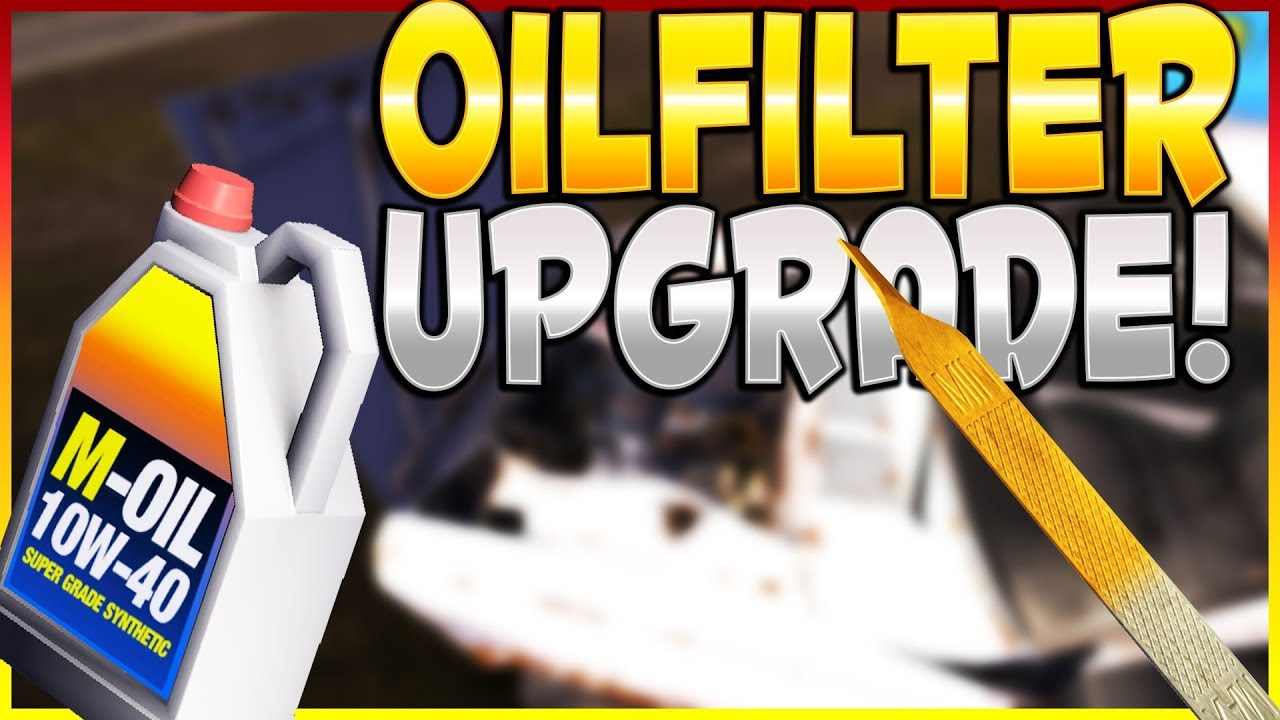 New Oil Filter And Oil Change My Summer Car Gameplay Roleplay