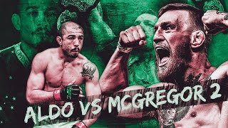 "McGregor vs Aldo 2 Promo | RECAP, FAME, RUMOR | ""Was It A Fluke?"""