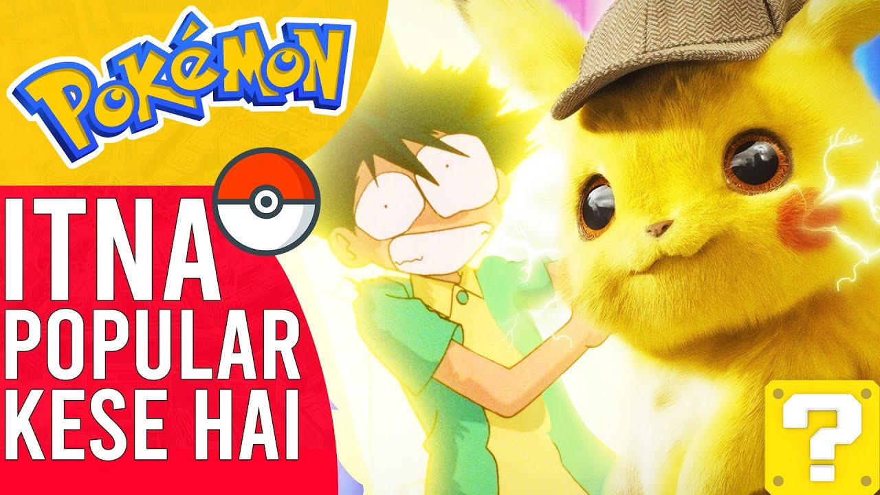 Reasons Why Pokemon Is So Popular And A Legendary Anime. Explained In Hindi.