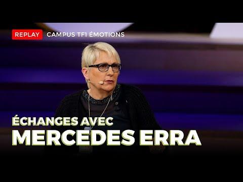 Campus TF1 Émotions 2017 - Échanges avec Mercedes Erra (5/8)