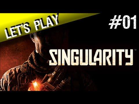 Singularity - #01 - Spiel mit der Zeit [deutsch/german] Let's Play