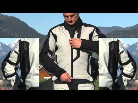 Held Biker Fashion - Amarillo & Pezzo Gore Tex Kombination