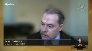 Toffoli registra sustentação de advogado sem gravata por razões médicas