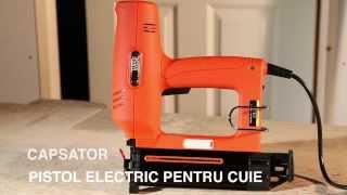 Pistol electric pentru cuie - Tacwise Duo 50 Thumbnail
