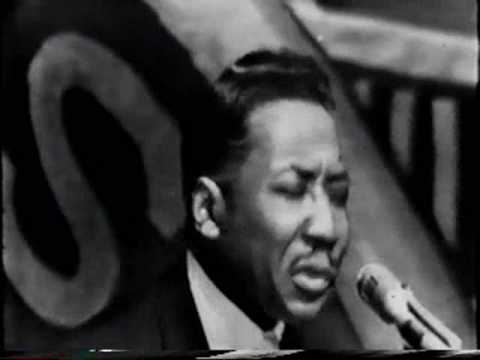 Muddy Waters in Chicago - 1963