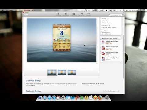 Lich Van Nien - Ứng Dụng hay cho Mac OS X